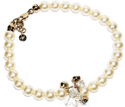 COLLARES: AFALL SG WHITE